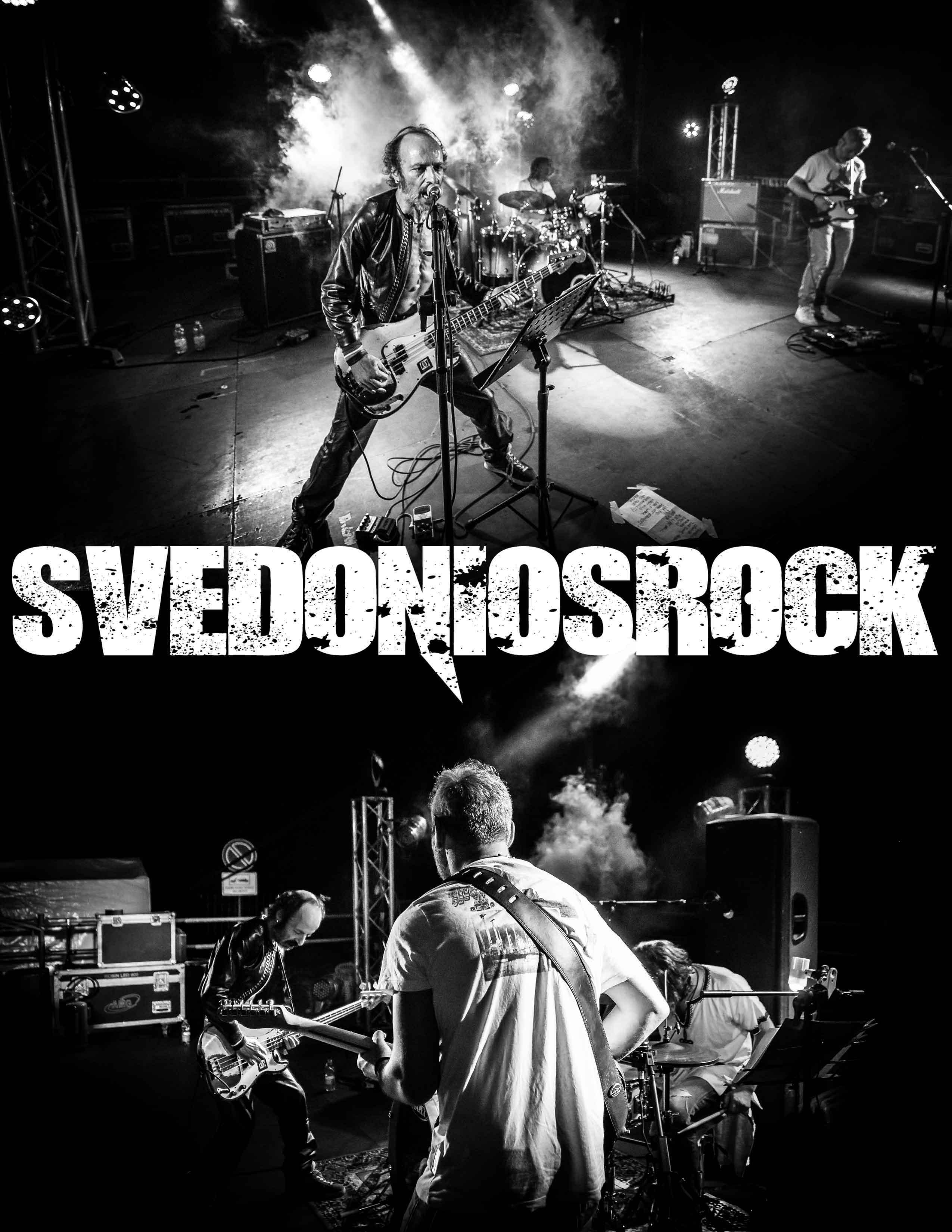 svedoniosrock trio rock Orvieto